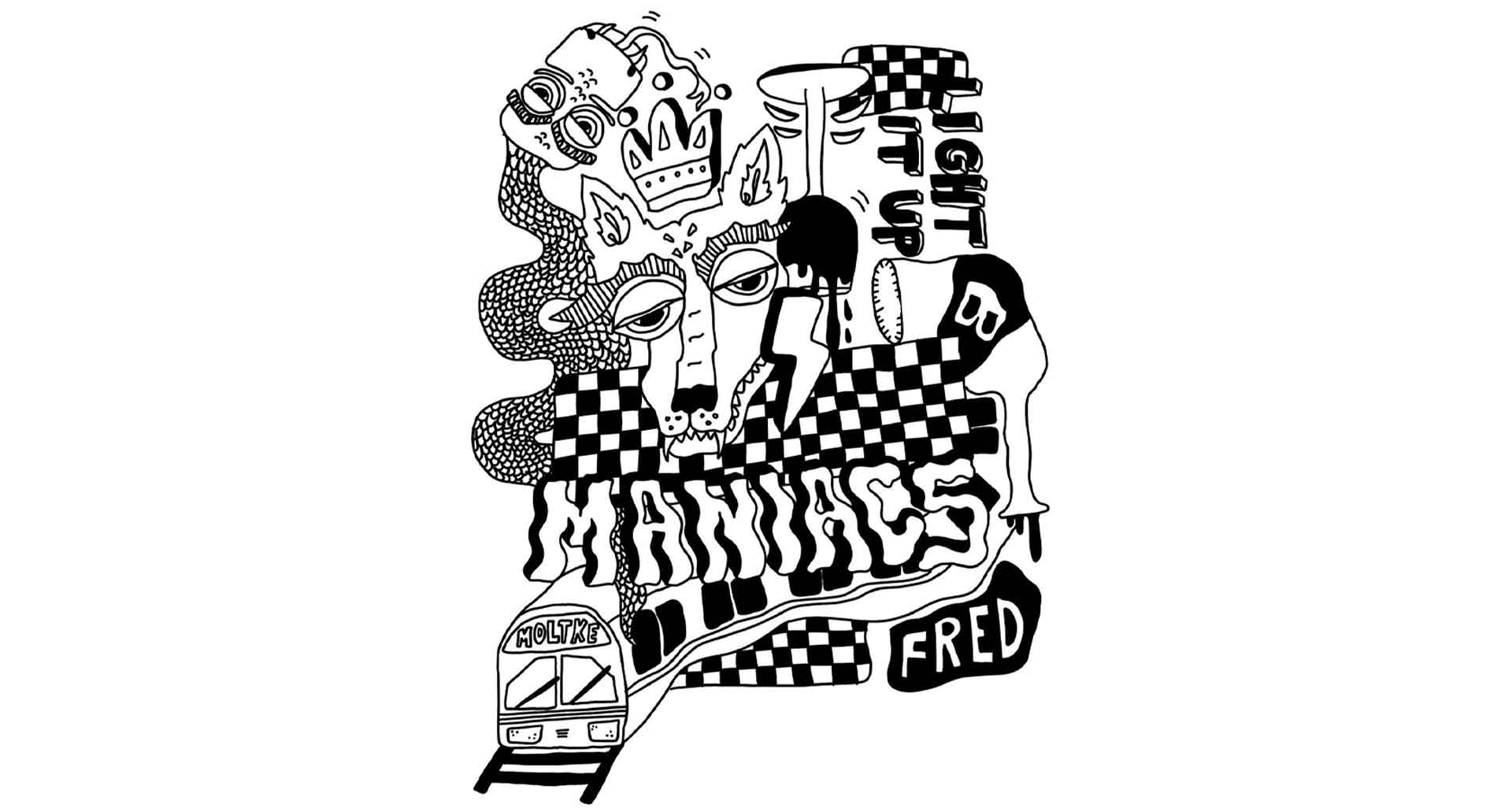 MANIACS_Arts_Illustration